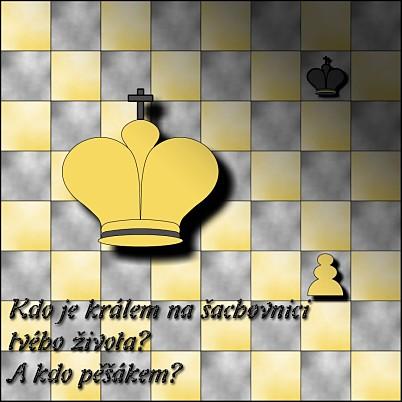 Každý z lidí hraje pastii svého života. Se správným králem zvítěžíš!